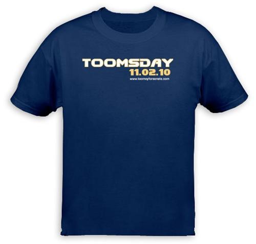 Toomsday Shirt